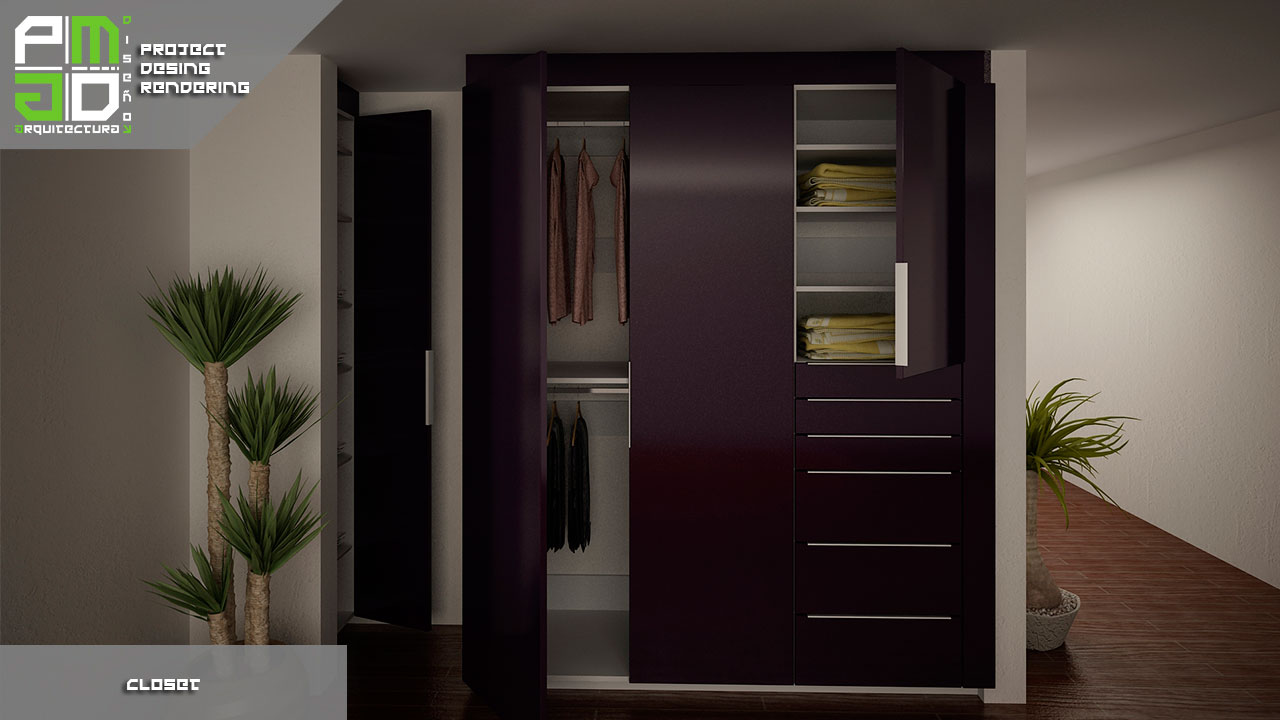 Closet pm arquitectura y dise o for Blog arquitectura y diseno